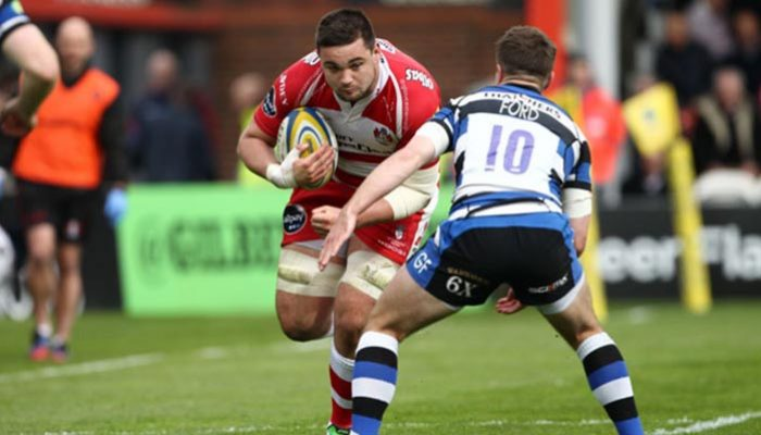 Elliott Stooke is to join Bath Rugby