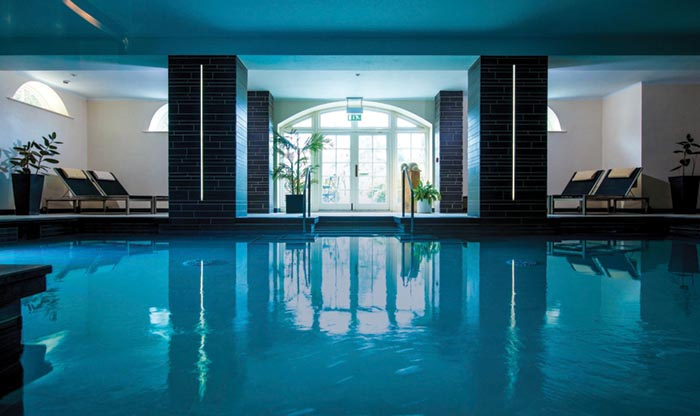 The Garden Spa at The Bath Priory