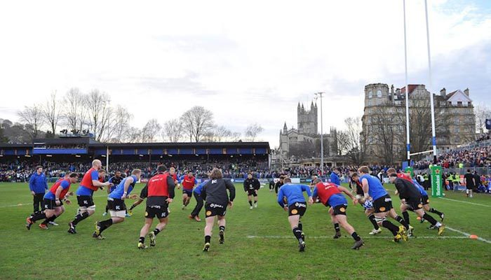 Bath Rugby Captain's Run