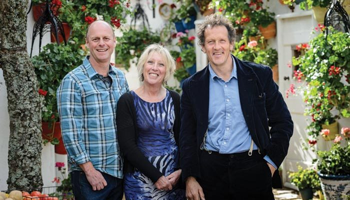 Gardeners World live competition