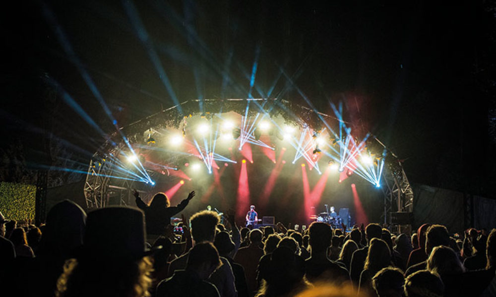 WIN TICKETS TO LARMER TREE FESTIVAL!